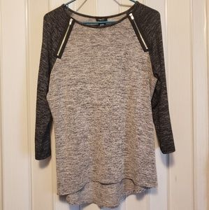 *3 FOR 25* Rue21 3/4 Sleeve Tunic